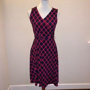 NWOT 41 Hawthorn Wrap Dress Size Medium